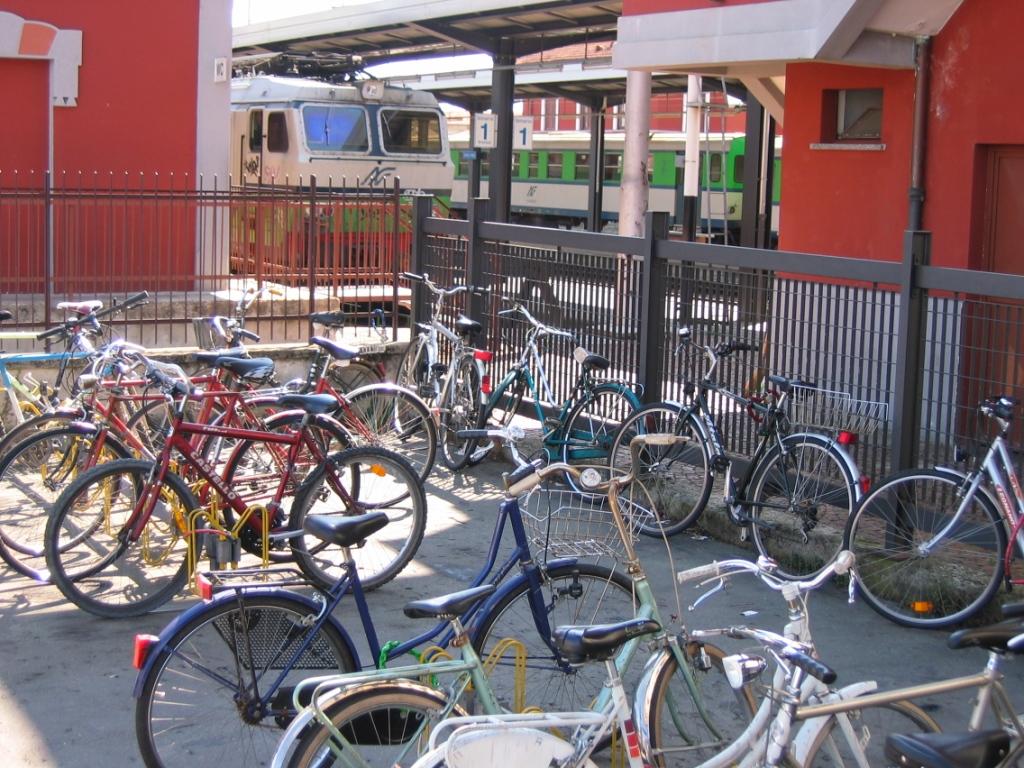 rastrelliere bici Nord Varese 1
