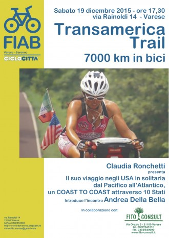 USA viaggio Claudia Ronchetti