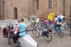 Circuito Città d'Arte: due giorni in bici tra Piacenza e Castell'Arquato
