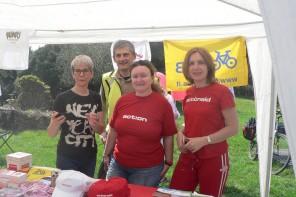 Pedalare a Varese, pedalare nel mondo