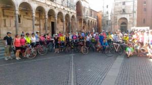 Partenza da Cremona per Pizzighettone