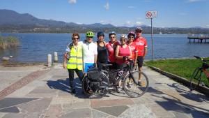 I magnifici sette al lago di Varese