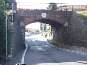 Ponte via Don Monza