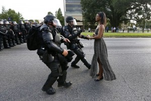 Foto di Jonathan Bachman_Taking a Stand in Baton Rouge