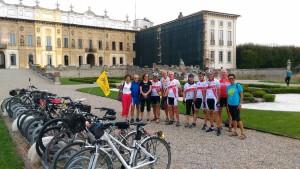 16 settembre 2018: da Saronno a Villa Arconati